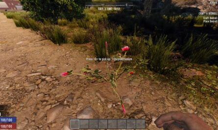 7 days to die pick up plants, 7 days to die farming