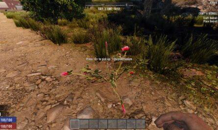 7 days to die pick up plants, 7 days to die farming