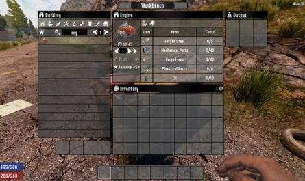 7dtd craftable engines, 7 days to die vehicles