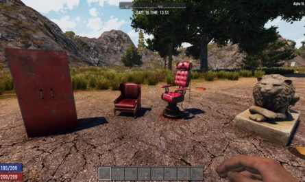 7dtd decorations, 7 days to die building materials