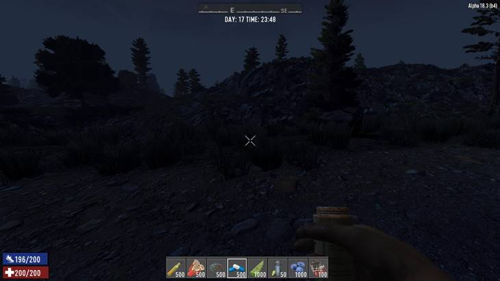 7dtd delmod stack sizes, 7 days to die stack size