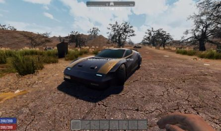 7dtd quadra v-tech car mod, 7 days to die car mods, 7 days to die vehicles