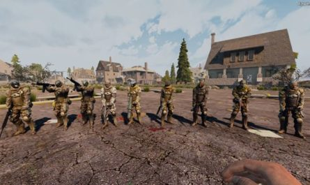 7 days to die npc soldiers mod, 7 days to die npcs