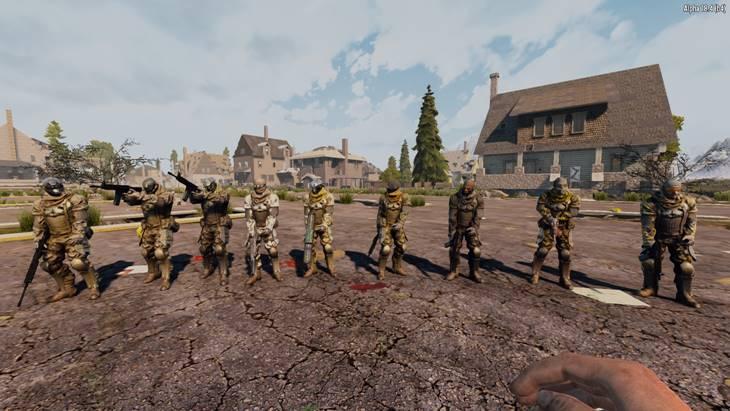 NPC Soldiers Mod