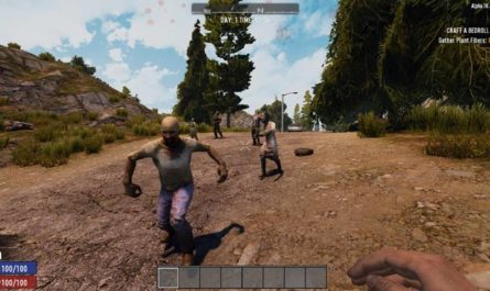7 days to die dangerous zombies, 7 days to zombies