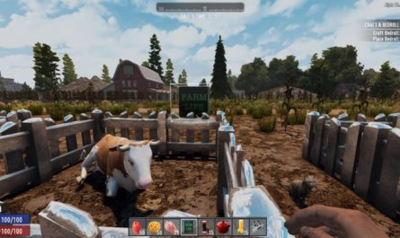 7 days to die farm life v3 - continuation of stasis' farm life mod