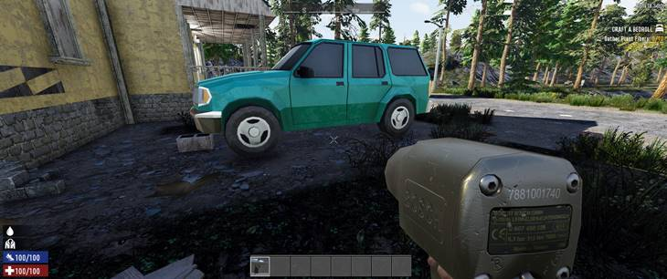 7 days to die ultimate vehicle mod additional screenshots 1