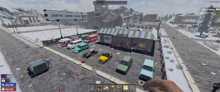 7 days to die ultimate vehicle mod, 7 days to die car mods, 7 days to die truck mods, 7 days to die vehicles, 7 days to die tools