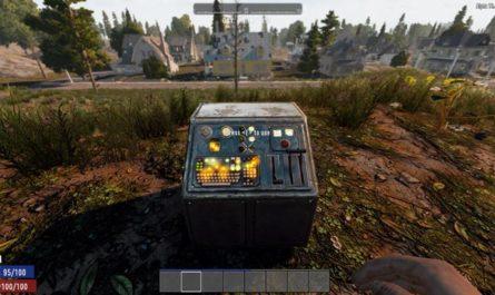7 days to die autominer mod, 7 days to die mining