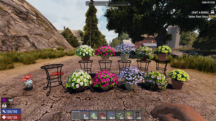 Flower Bunch Mod