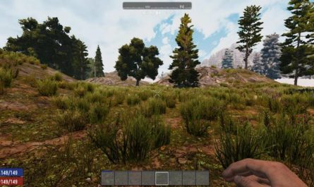 7 days to die grass walking slowdown