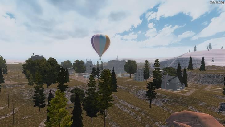 7 days to die hot air balloon, 7 days to die vehicles