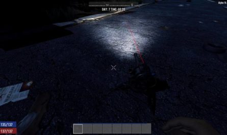7 days to die junk turret flashlight, 7 days to die lights, 7 days to die traps, 7 days to die weapons