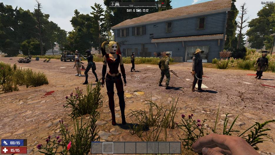 Npcs Mod 7 Days To Die Mods