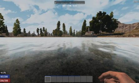 7 days to die swim faster