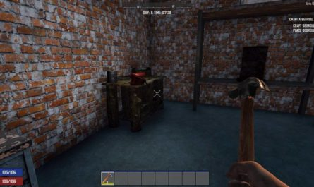 7 days to die workstations