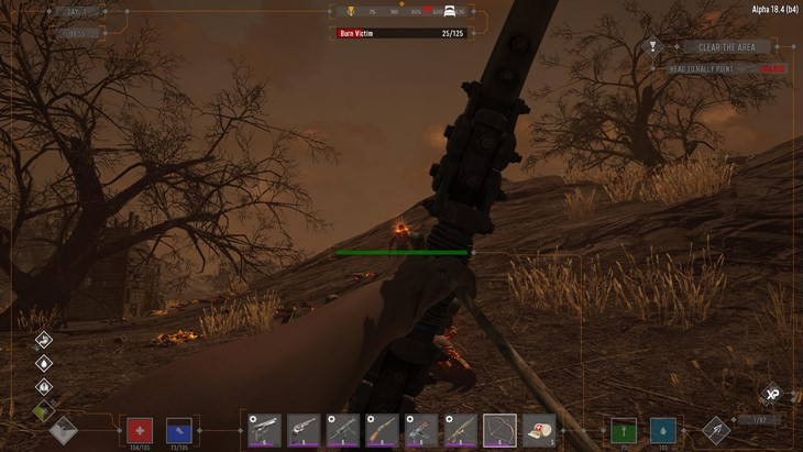 7 days to die z2 - hud replacement optionals z2thb