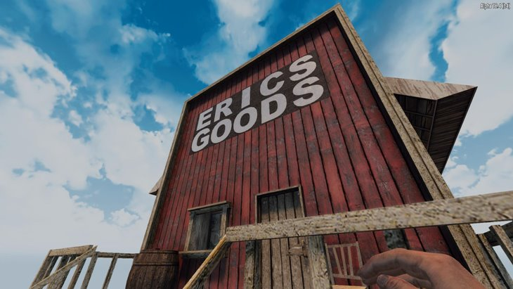 7 days to die eric's goods, 7 days to die quests, 7 days to die prefab