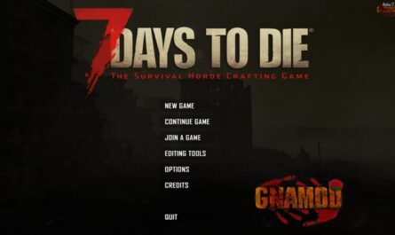 7 days to die gnamod, 7 days to die overhaul mods