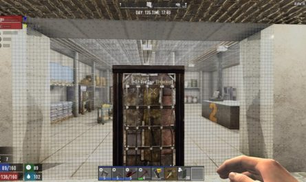 7 days to die immersive vendors, 7 days to die building materials, 7 days to die storage