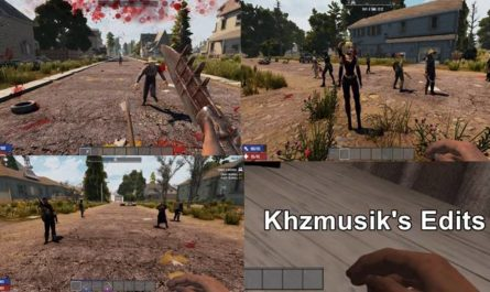 7 days to die khzmusik's edits for some mods, 7 days to die trader, 7 days to die quests, 7 days to die prefab, 7 days to die npcs