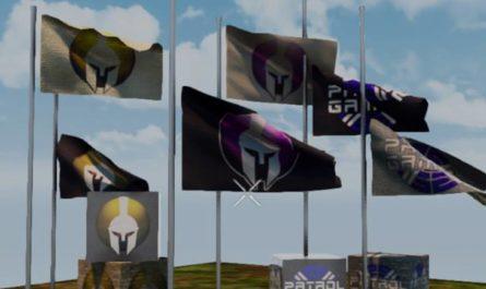 7 days to die spartan blocks, 7 days to die flag, 7 days to die building materials