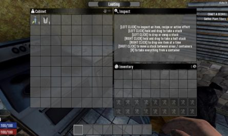 7 days to die storage size, 7 days to die storage, 7 days to die building materials