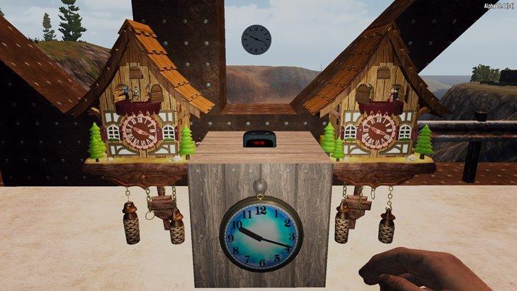 7 days to die working clock mod, 7 days to die dmt mods