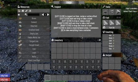 7 days to die 3 slot forge, 7 days to die more slots
