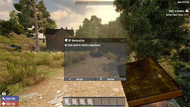 7 days to die admin mod additional screenshot