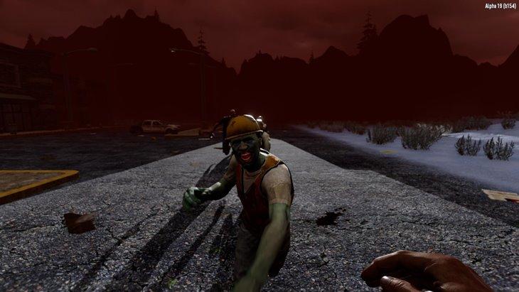 7 days to die bigger bloodmoons, 7 days to die zombies