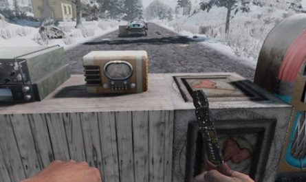 7 days to die radios mod