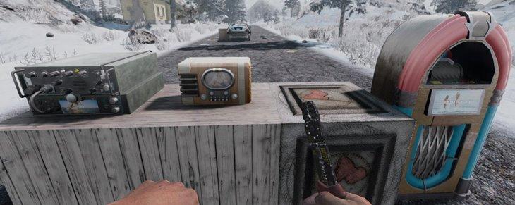 7 days to die radios mod
