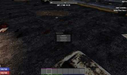7 days to die re-enable the prefab menu, 7 days to die prefab, 7 days to die menu, 7 days to die dmt mods
