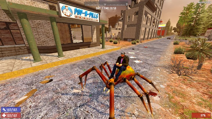 7 days to die telric's spiders additional screenshot