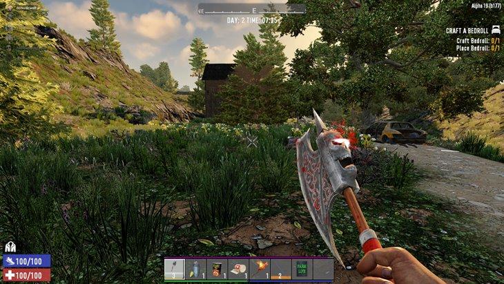 7 days to die bloodyaxe additional screenshot