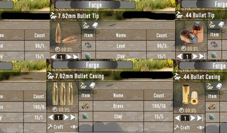 7 days to die frk ammo crafting, 7 days to die ammo