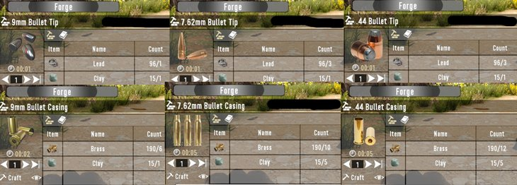 7 days to die frk ammo crafting, 7 days to die ammo