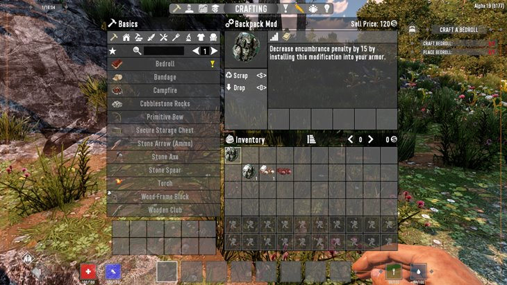 7 days to die frk armor mods additional screenshot