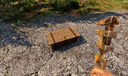 7 days to die gk boxes back, 7 days to die storage