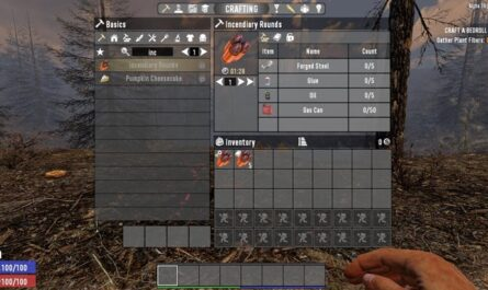 7 days to die incendiary rounds, 7 days to die weapons, 7 days to die ammo