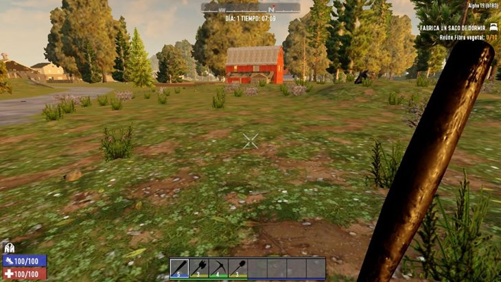 7 days to die less grass, 7 days to die biomes