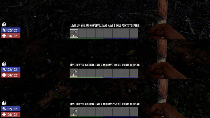 7 days to die more skill points per level, 7 days to die skill points