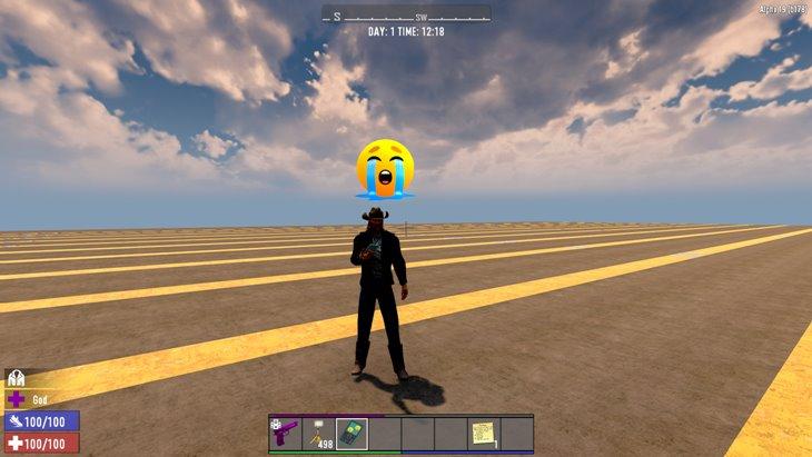 7 days to die snufkin's emotes additional screenshot 1