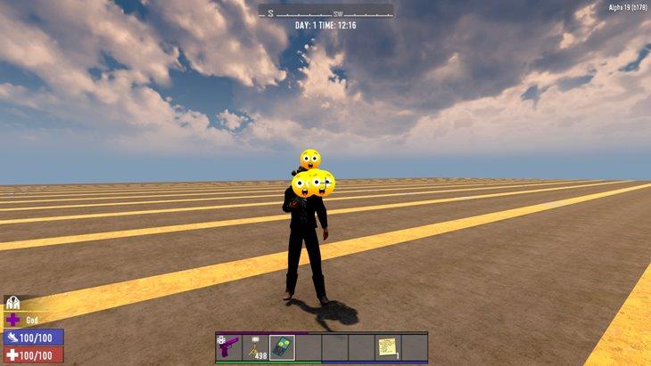 7 days to die snufkin's emotes additional screenshot 2
