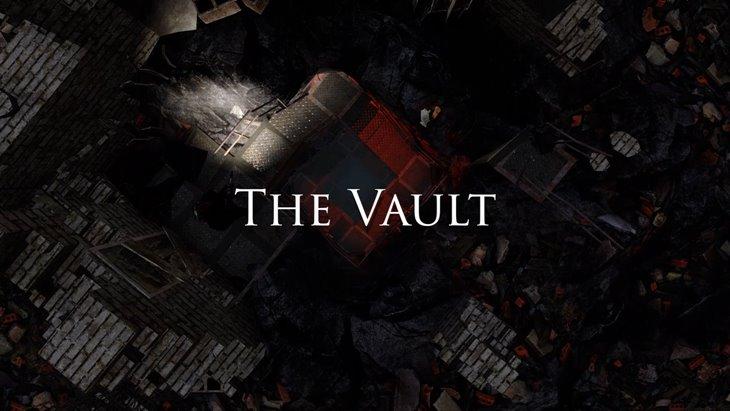 7 days to die the vault prefab, 7 days to die prefab