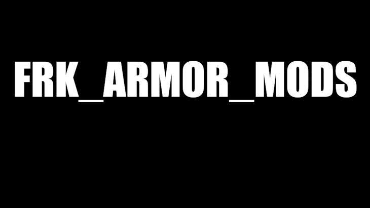 7 days to die frk armor mods, 7 days to die armor mods, 7 days to die clothing, 7 days to die backpack
