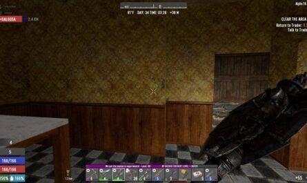 7 days to die ui/hud for a19, 7 days to die hud mod
