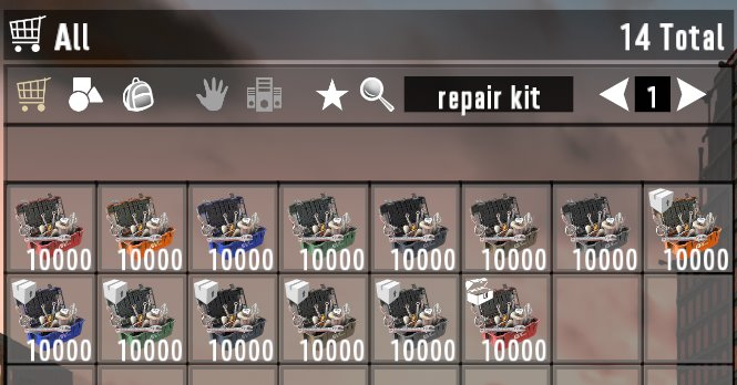7 days to die advanced repair kits additional screenshot