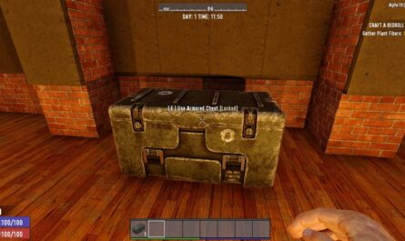 7 days to die armored chest, 7 days to die storage